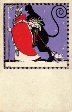 238. Josef Divéky - Wiener Werkstatte postcard