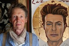 Unseen David Bowie portraits are intimate insight into the star who had so many different faces - Mirror Online