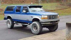 4 Door Bronco, Bronco Ii, Ford Bronco, Lifted Dually, Lifted Trucks, Ford Trucks, Ford Ranger Truck, Older Models, Diesel Engine