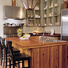 Show Off With Simple Storage - Kitchen Inspiration - Southern Living
