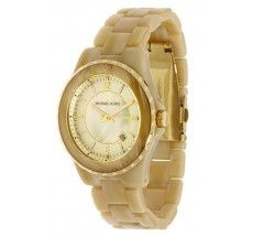 I'm in love with Michael Kors' horn watches!!! The texture is so beautiful! I'm thinking.... gift to myself?