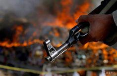PREMYSLENÝ ÚTOK AKO Z FILMU: Takto Taliban vyvraždil armádnu základňu - Zahraničie - TERAZ.sk