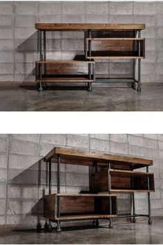 Best Industrial Pipe Furniture Designs for A Cool and Chic Home Decor (1) – BosiDOLOT