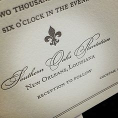 I dream of attending a #NOLA #wedding! Love our #southern couples