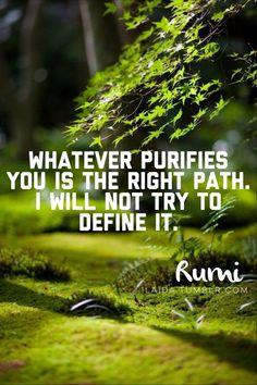 Rumi quote ilaida.tumblr.com