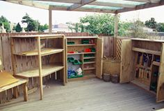 Naturally Wood -Waiuku, Childcare furniture, Childrens furniture, Wooden furniture, Lofts, Play Grounds, Anita Rua Olds > EARLY CHILDHOOD CENTRES > Playgrounds > Woodworking