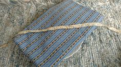 Check out this item in my Etsy shop https://www.etsy.com/listing/454042774/mid-century-blue-cotton-sewing-material
