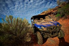 Tell us why you love riding four-wheelers.