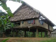Resultado de imagen para vivienda amazonas Style At Home, Cabin, House Styles, Home Decor, Bird Aviary, Amazon, Decoration Home, Room Decor, Cabins