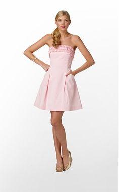 Positively Pink  Ferra Dress