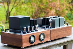 VinylSavor: No compromise 6CB5A amplifier