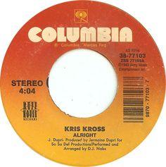 Kris Kross Alright