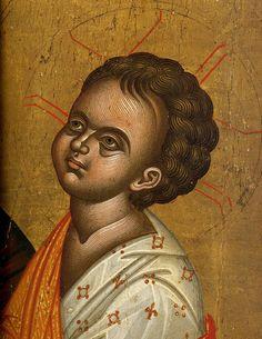 Byzantine Icons, Byzantine Art, Religious Icons, Religious Art, Greek Icons, Jesus Face, Religious Paintings, Learn Art, Art Icon