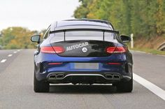 2017 Mercedes-AMG C 63 R to rival BMW M4 GTS - http://carparse.co.uk/2016/10/10/2017-mercedes-amg-c-63-r-to-rival-bmw-m4-gts/