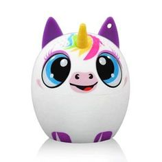 My Audio Pet Unicorn Bluetooth Speaker Tiny Dragon, New Classroom, Experience Gifts, Top Toys, Cute Unicorn, Christmas Toys, Bluetooth Speakers, Extended Play, A Team