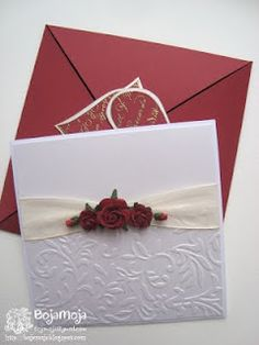 wedding card for jane and larry