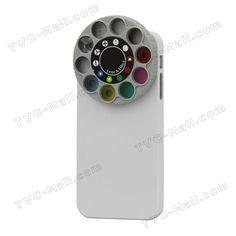 iPhone 5 #Lens Filter Turret Kit Hard Case: A Fun & Easy Lens for Girls
