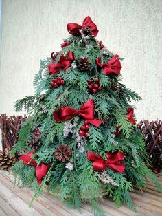 Mini Xmas Tree DIY