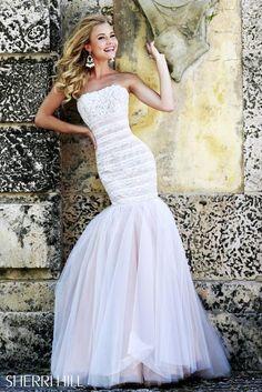 Sherri Hill 11154  Sherri Hill Prom, Bridal, Bridesmaid, Pageant, & Special Occasion Gowns- WWW.PROMUSA.BIZ