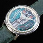 When Accutron 214 based watches were first released in they were truly ground breaking. Bulova Accutron, Chronograph, Electric, Watches, Accessories, Wrist Watches, Tag Watches, Clocks