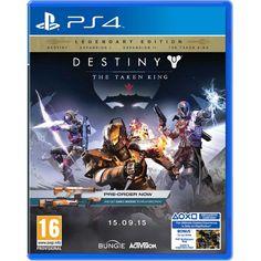 Bart Smit NL - Prijsalarmfolder 2015 - PS4 Destiny: The Taken King Legendary Edition