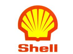 The current version of the Shell logo was created in 1971 by Raymond Loewy, the legendary French industrial designer and graphic artist. He brilliantly simplified the shell's crenate edges into a very fluid semi-circle. Gas Station, Logo Inspiration, Royal Dutch Shell, Raymond Loewy, Content Management System, San Bernardo, 2 Logo, Cartoon Wallpaper, Vintage Ads