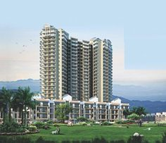 #SuperTechOfficerEnclave is having affordable 2/3BHK apartments starting @ Rs.34Lacs in Sohna Sector-2 #Gurgaon.