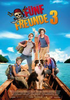 Das Hauptplakat zu Fünf Freunde 3