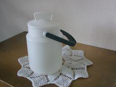 """Vintage """"alte Milchkanne aus den 50rt /60ern"""" von MajaSt auf DaWanda.com"""