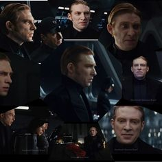 Daily emotions portrayed by General Hugs(sorry.. Hux )