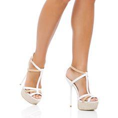 Perfect for next summer those stilettos !! ShoeDazzle Sale - Jamielyn w/ 50% off