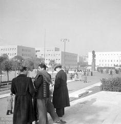 La Sapienza - Willem van de Poll - 1937 Rome, New York Skyline, Street View, Culture, History, World, City, Gallerie, Travel