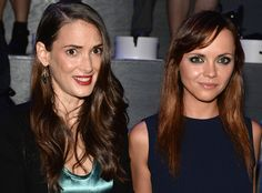 Winona Ryder and Christina Ricci Reunite After 23 Years—See the Pic!