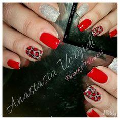 Nailart #nails #nailart made by Vergidi Anastasia in Patrik's Princess..