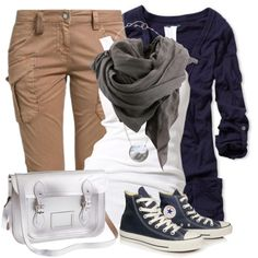"""""""Cargo Pant"""" by wishlist123 on Polyvore"""