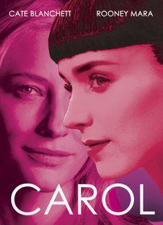 Cate Blanchett and Rooney Mara in 'Carol', 2015.