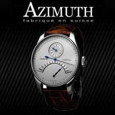 Buy Best Azimuth Watches From Our latest Collections of Watches. Click Here. #watches #azimuthwatches #brandedwatches #watchpartners