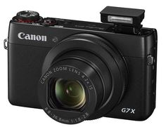 Canon PowerShot G7 X. Such a Great Camera!