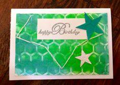 Handmade Custom Birthday Card.  Want a custom card, visit me at www.etsy.com/shop/Scrapbooker429