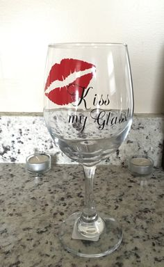 Hey, I found this really awesome Etsy listing at https://www.etsy.com/listing/256681406/kiss-my-glass-20oz-wine-glass