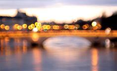 Winter Bokeh Paris Color Photography, Photography Ideas, Beautiful Scenery, Beautiful Places, Paris Romance, Bokeh Effect, Bokeh Lights, Night Night, Far Away