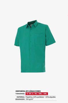 URID Merchandise -   CAMISA MANGA CURTA COM BOLSO   11.25 http://uridmerchandise.com/loja/camisa-manga-curta-com-bolso/ Visite produto em http://uridmerchandise.com/loja/camisa-manga-curta-com-bolso/
