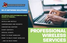 Contact Us Today atAndrew@PaulBunyanTech.comor by sending a text to651-356-1066 to see how we can improve your wireless network.