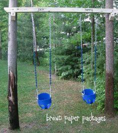 {enough swings for everyone} - Simply Kierste