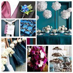 cranberry teal weddings | Wedding colors - Teal and .... | Weddings, | Wedding Forums ...