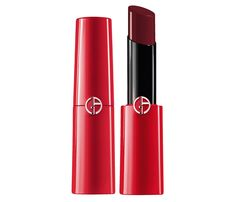 The Best Berry Lipstick for Your Skin Tone to Wear this Fall - Olive Complexions: Giorgio Armani Beauty Ecstasy Shine Lipstick in Wine from InStyle.com