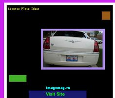 License plate ideas 140856 - The Best Image Search