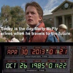 It finally happened!!! Where is my flying car & hover board?