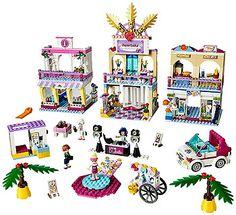 "LEGO Friends Heartlake Shopping Mall (41058) - LEGO - Toys ""R"" Us"