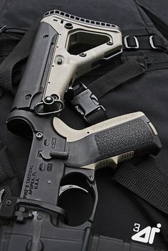 Magpul UBR MIAD Mixed Up by Threedi, via Flickr